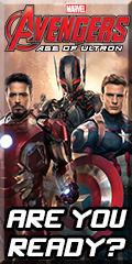 Avengers Are you Ready Ad - Retailers