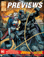 Previews Cover-October 16 Front