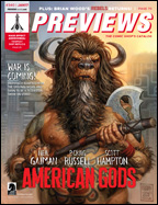 Previews Cover-January 17 Front