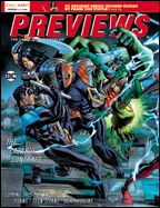 Previews Cover-March 17 Front