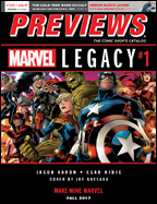 Previews Cover-July 17 Front