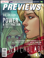 Previews Cover-October 17 Back