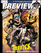 Previews Cover-November 17 Front
