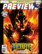 Previews Cover-January 18 Back