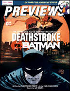 Previews Cover-February 18 Front