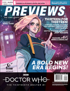 PREVIEWS Cover-August 18 Back