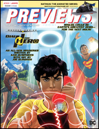PREVIEWS Cover-January 19 Front