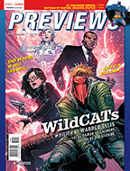 June PREVIEWS Back