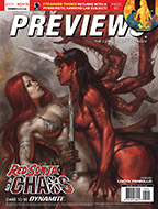 November PREVIEWS Back