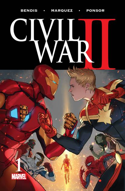 Marvel's Civil War II #1