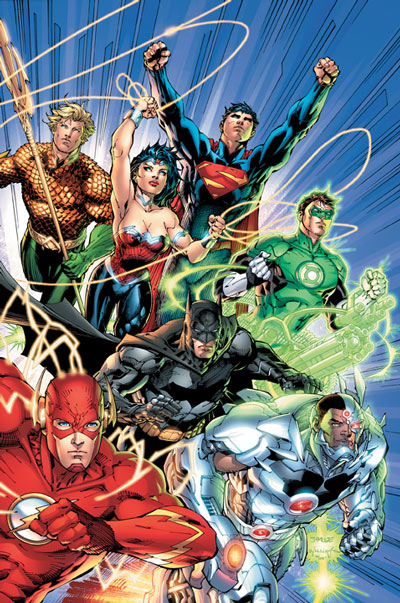 The new Justice League