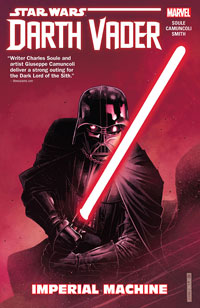 Marvel Comics' Star Wars: Darth Vader Volume 1