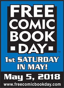 Diamond Comic Distributors, Free Comic Book Day, FCBD