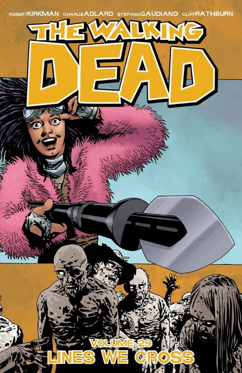 Image Comics' The Walking Dead Volume 29