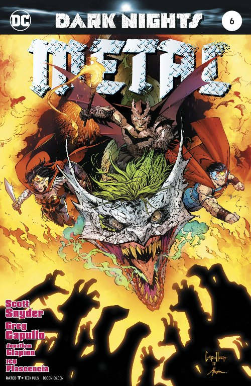 DC Entertainment's Dark Nights: Metal #6