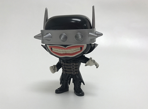 PREVIEWS, Batman Who Laughs, Funko POP!