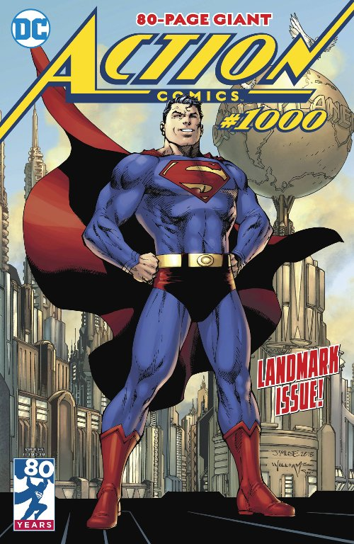 DC Entertainment -- Action Comics #1000