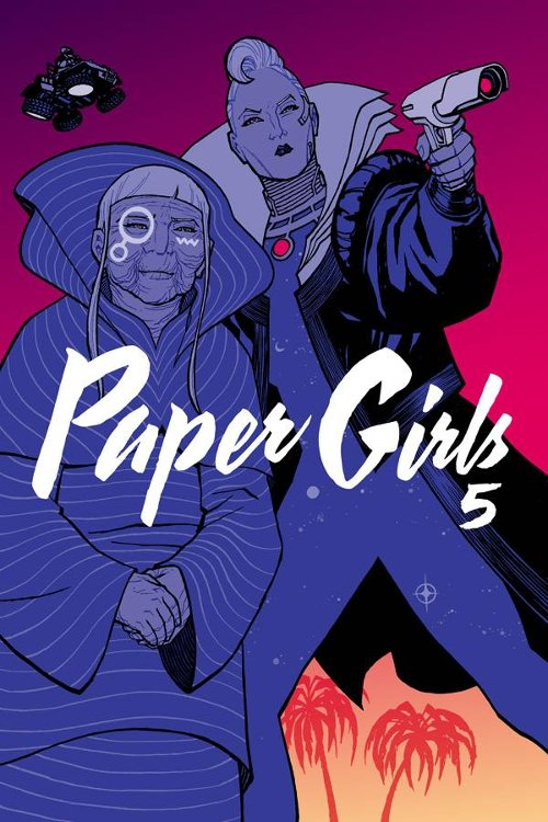 Image Comics -- Paper Girls Volume 5