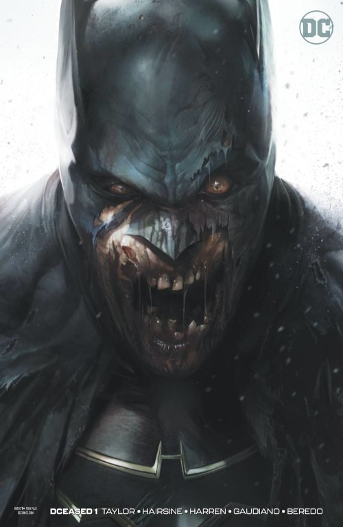 DC Comics -- DCeased #1