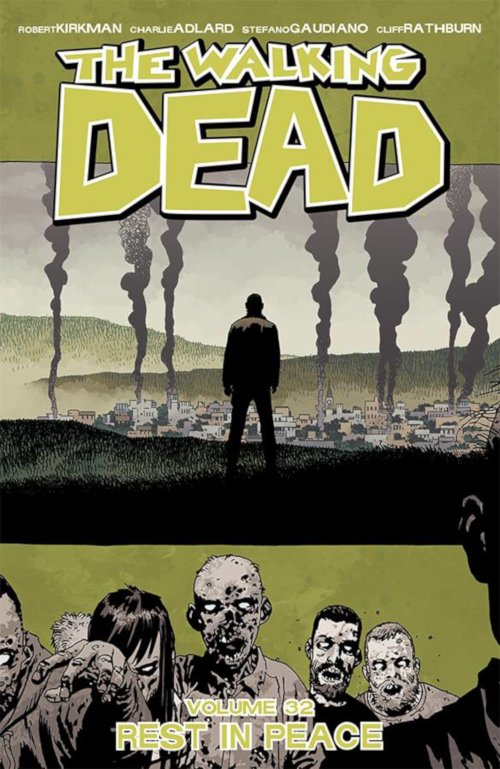 Image Comics - The Walking Dead Volume 32