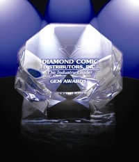 Diamond Gem Award Photo
