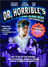 Dr. Horrible's Sing Along Blog DVD